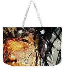 Clint Eastwood Weekender Tote Bag by Michael Cleere