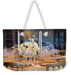 Clinton State Dinner 1 Weekender Tote Bag