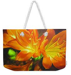 Clivias Weekender Tote Bag