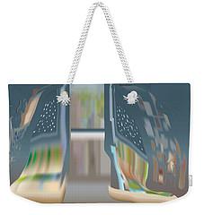 Cloak City Weekender Tote Bag