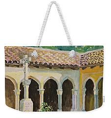 Cloister, Nyc Weekender Tote Bag