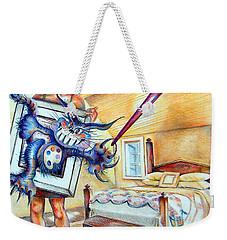 Closet Artist Weekender Tote Bag