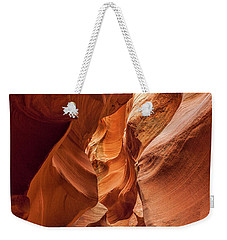 Closing In Weekender Tote Bag by David Cote