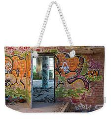 Clothcraft In Color Weekender Tote Bag