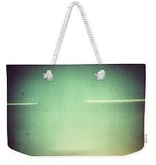 Cloud 10 Weekender Tote Bag