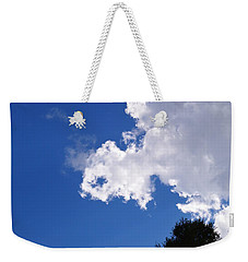 Cloud And Light  Weekender Tote Bag