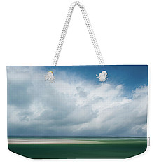 Cloud Bank Over Chatham Weekender Tote Bag