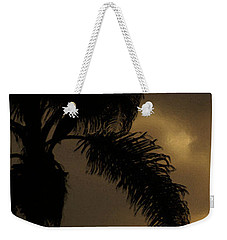 Cloud Break Weekender Tote Bag