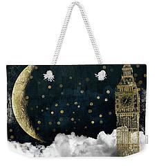 Cloud Cities London Weekender Tote Bag