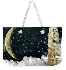 Cloud Cities Pisa Italy Weekender Tote Bag by Mindy Sommers