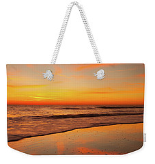 Weekender Tote Bag featuring the photograph Cloud Dance  by John F Tsumas