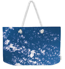 Weekender Tote Bag featuring the photograph Cloud Dragon by Yulia Kazansky