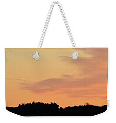 Cloud Edge Over The Trees  Weekender Tote Bag by Lyle Crump