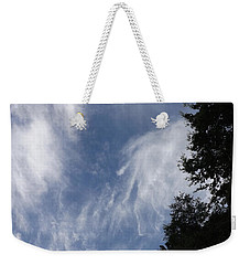 Cloud Fingers Weekender Tote Bag