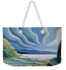 Cloud Forms Weekender Tote Bag