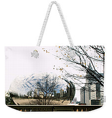 Cloud Gate - 1 Weekender Tote Bag