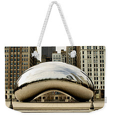 Cloud Gate - 3 Weekender Tote Bag