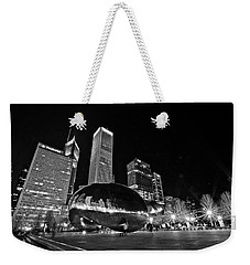 Cloud Gate Weekender Tote Bag