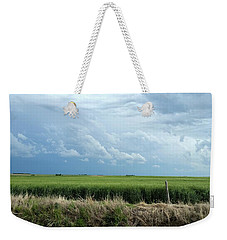 Cloud Gathering Weekender Tote Bag