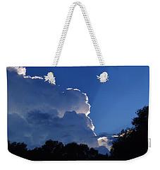 Cloud Highlights Weekender Tote Bag