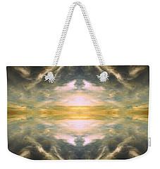 Cloud No.3 Weekender Tote Bag