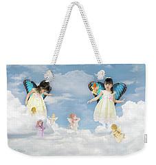 Cloud Princess Weekender Tote Bag