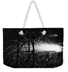 Weekender Tote Bag featuring the photograph Cloud Seeding, 1948 by Granger