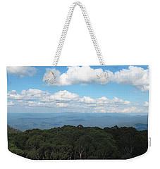 Cloud Shadows Weekender Tote Bag