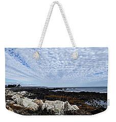 Cloud Show Weekender Tote Bag
