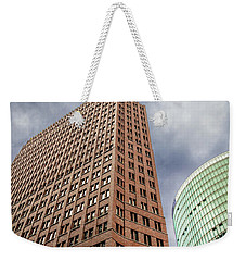 Weekender Tote Bag featuring the photograph Cloudbase by Geoff Smith