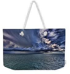 Cloudburst Weekender Tote Bag by Douglas Barnard