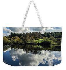 Clouded Visions Weekender Tote Bag