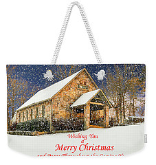 Cloudland Presbyterian Church  Weekender Tote Bag