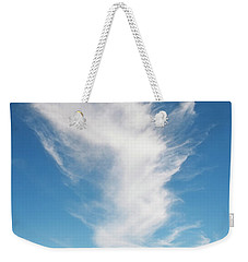 Clouds And Canola Weekender Tote Bag