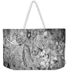 Clouds And Crystals Abstract #4 Weekender Tote Bag