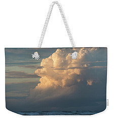Clouds And Surf Weekender Tote Bag
