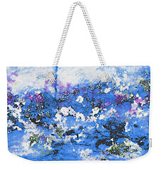 Clouds And Blossom Weekender Tote Bag