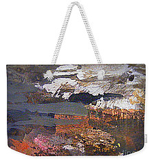 Clouds At Play Weekender Tote Bag by Nancy Kane Chapman