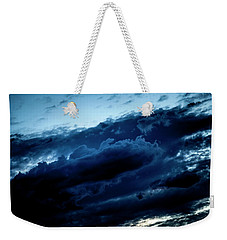 Weekender Tote Bag featuring the photograph Clouds Fall by Eric Christopher Jackson