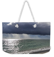 Clouds Gather Over Captiva Weekender Tote Bag