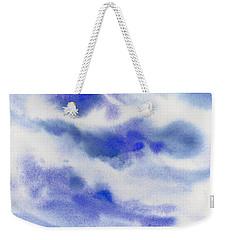 Clouds Weekender Tote Bag by Joan Hartenstein