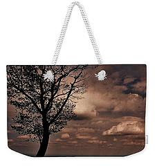 Clouds Over Shenandoah Weekender Tote Bag