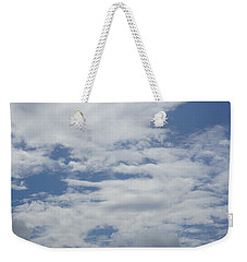 Clouds Photo II Weekender Tote Bag
