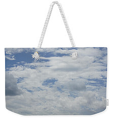 Clouds Photo IIi Weekender Tote Bag