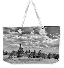 Clouds Roll In Weekender Tote Bag