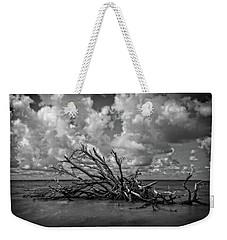 Clouds Trees Water Weekender Tote Bag