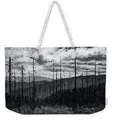 Cloudscape 3 Weekender Tote Bag