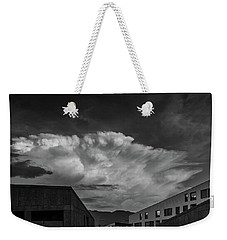 Cloudy Sky Over Bolzano Weekender Tote Bag