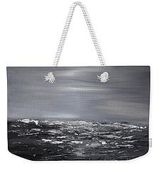 Cloudy Waves 11 Weekender Tote Bag
