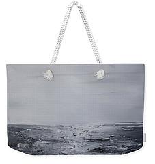Cloudy Waves 3 Weekender Tote Bag